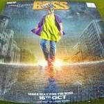 Film Boss Poster