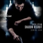 Action Film Jack Ryan Poster