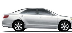 Toyota Camry 2.4 Automatic Side View