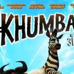 Khumba 3D Film Poster