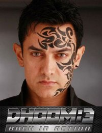 Indian Movie Dhoom 3