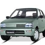 Suzuki Mehran VXR Euro 2