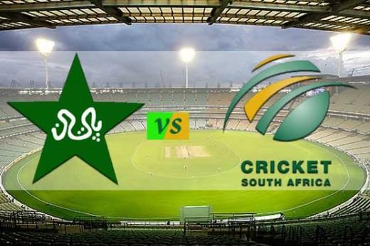 Pakistan vs South Africa 2nd ODI