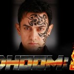 Bollywood Movie Poster Dhoom 3 2013