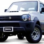 Suzuki Jimny JLSX 2013