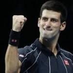 Jokovic Wins The Semi Final Of ATP World Tour
