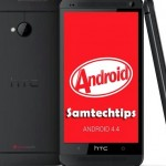 HTC One GPE getting Android 4.4 KitKat