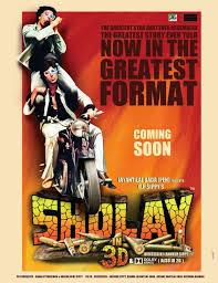 Sholay 3D Film