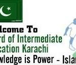karachi inter board