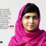 Malala Yousafzai awarded Glamour Women of the Year 2013