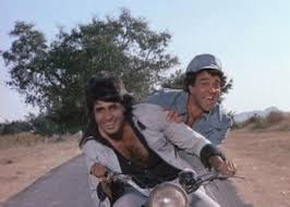 Indian Movie Sholay 3D