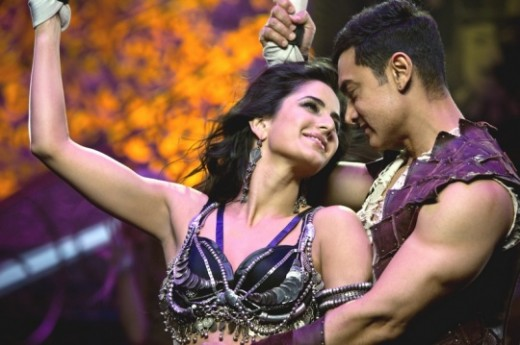 Indian Movie Dhoom 3 Song Malang