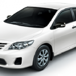 Toyota Corolla XLi Std 2013