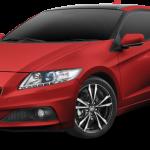 Honda CR-Z Sports Hybrid Milano Red Prosmatec 2013 Picture