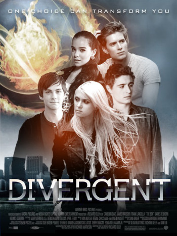 Watch Online Hollywood Sci Fi Film Divergent 2014 Complete Trailer
