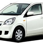 Daihatsu Mira X 2013 Model Pictures: