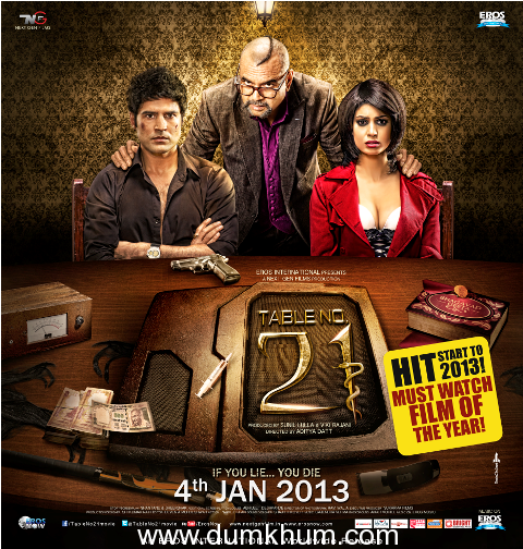 Indian movie table no 21 2013 watch full movie online details for Table no 21 movie