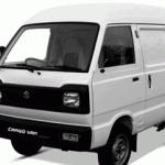 Suzuki Bolan Cargo Van Euro II