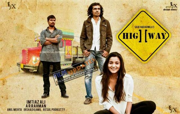 Indian Movie Highway 2014 Poster