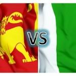 Pakistan vs sri lanka 1st t 20 match
