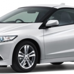 Honda CR-Z Sports Hybrid Metallic 2014 Front view