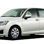 Toyota Corolla Axio 1.5 Xm 2014 Front view