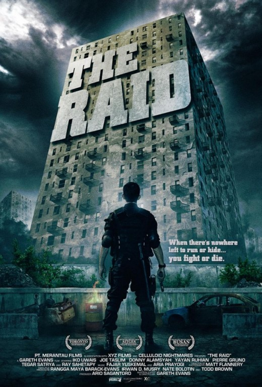 Movie The Raid 2 Poster