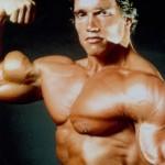 Arnold Schwarzenegger works as Gym Instructor in Golds Gym