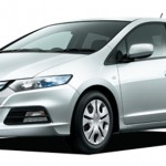 Honda Insight LS 2014 Model Front View