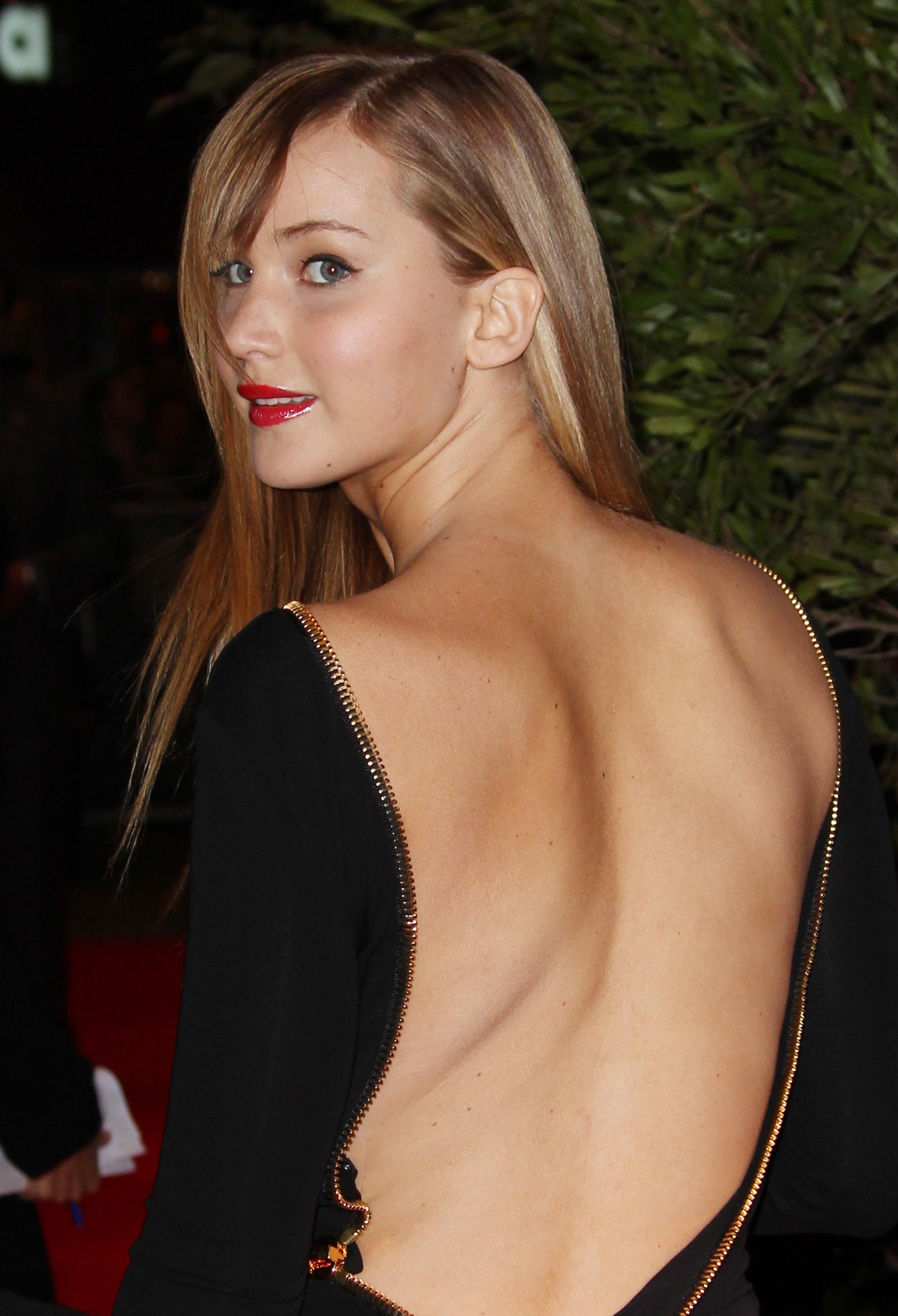 Jennifer Lawrence luxu...