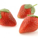 Eat strawberries to stay fit