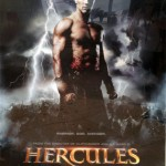 Hollywood Movie Hercules 2014 Poster