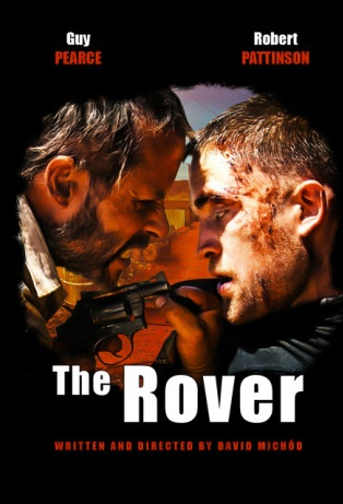 Movie The Rover 2014 movie poster