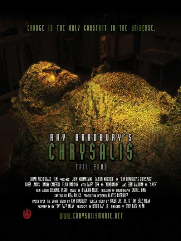 دانلود فیلم Chrysalis 2014 با لینک مستقیم