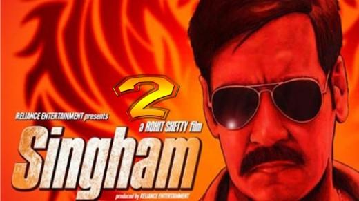 singham 2 ajay devgan movie