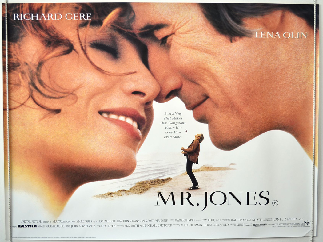 movie mr jones 2014 poster