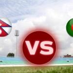 Nepal U-16 Vs Bangladesh U-16
