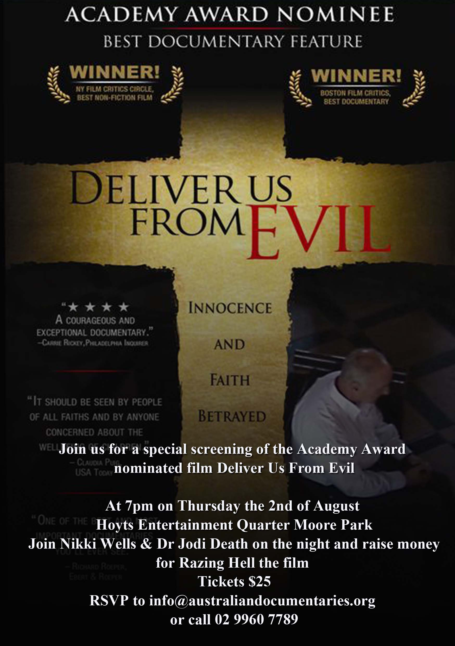 Movie Deliver Us From Evil 2014 Poster