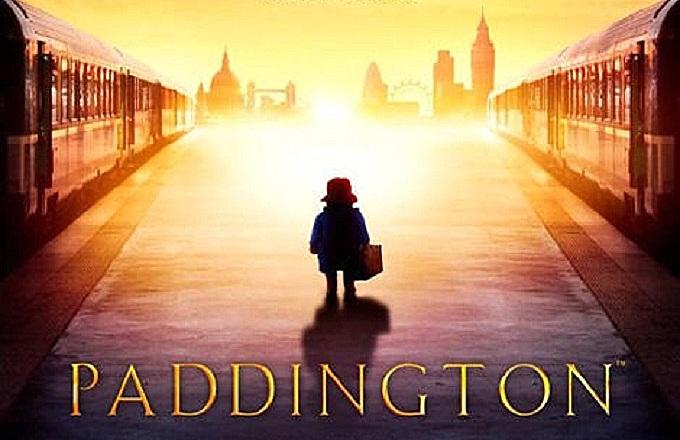 Movie Paddington 2014 Poster