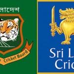 Bangladesh Vs Sri Lanka Cricket Match