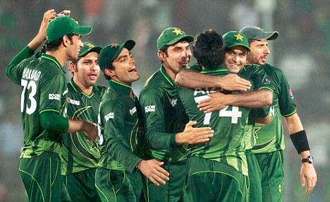 Pakistan Wins to Bangladesh