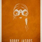 Indian movie Bobby Jasoos 2014 Poster