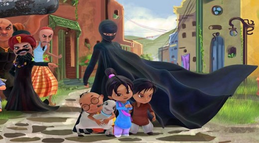 Burka Avengers Pictures