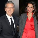 George Clooney with Girlfriend Photos