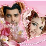 Umar Akmal with Wife Noor Amina Picture