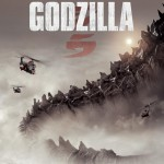 Movie Godzilla 2014 Poster