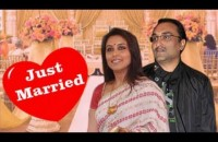Rani Mukherjee and Aditya Chopra Wedding Pictures