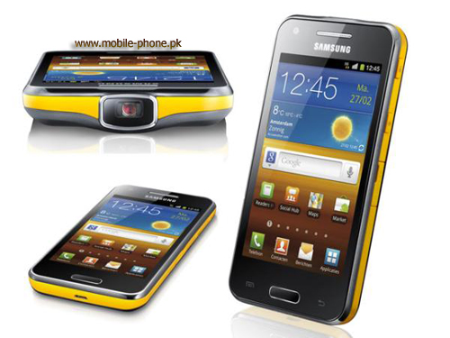 Samsung Galaxy Beam 2 Pictures