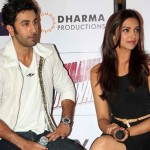 Ranbir and Deepika Image