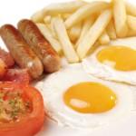 Breakfast avoid Heart diseases